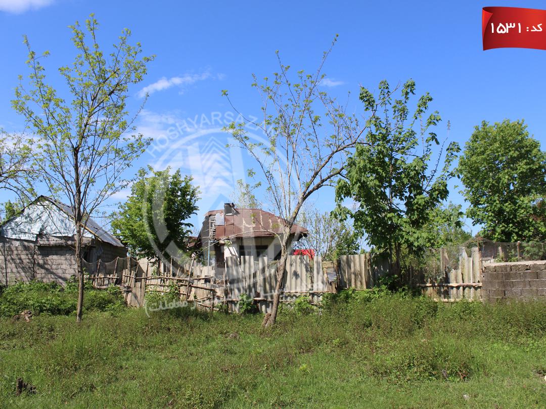 زمین و خانه کلنگی 110 متر